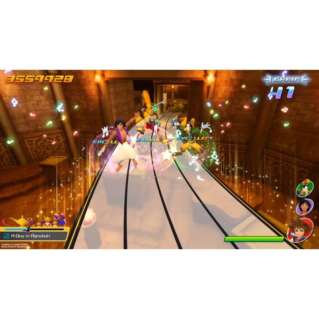 Kingdom Hearts Melody of Memory PS4 Game