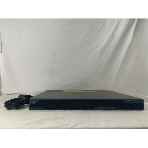 ASA5510-BUN-K9 ASA 5510 Appliance with SW, 5FE, 3DES/AE (Used - Good)
