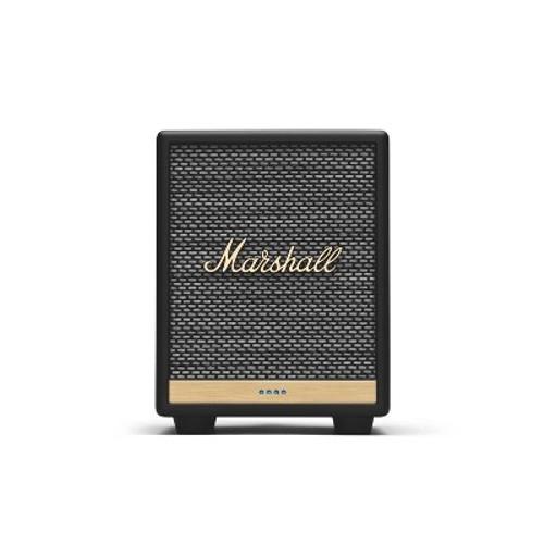 Marshall - Uxbridge Smart Speaker with Amazon Alexa - Black