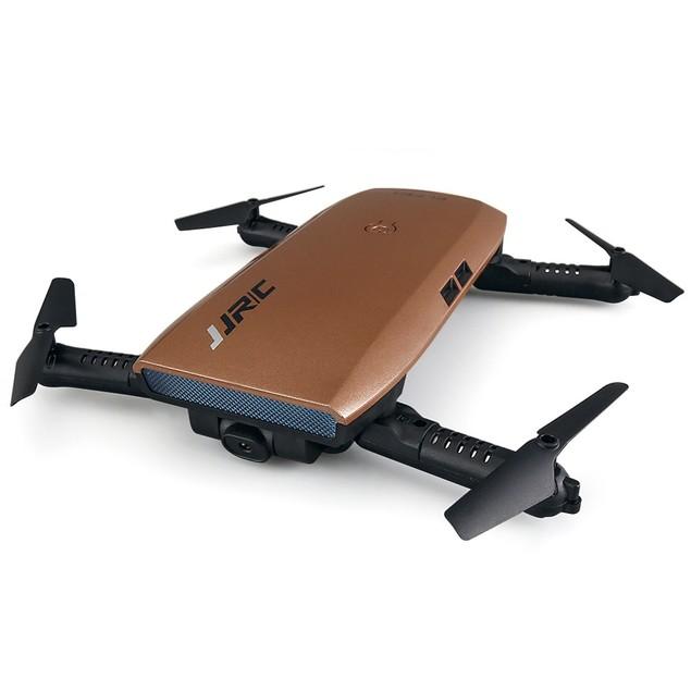 JJRC Foldable Pocket Drone Mini FPV Quadcopter Selfie 720P WiFi Camera