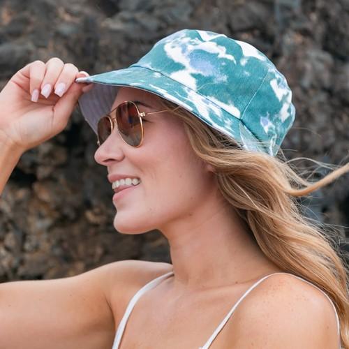 Tie Dye 2-Way Bucket Hats