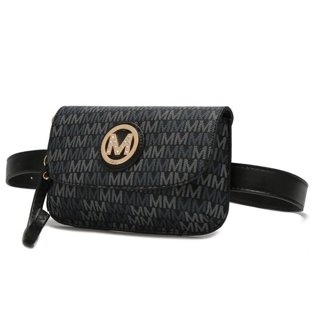 MKF Collection Lori Belt Bag with Wristlet Strap by Mia K.