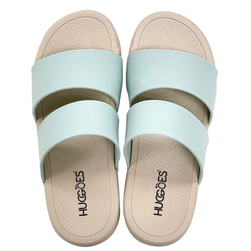 HUGGOES - Tuscan Women's Beach Essential Dual Strap Slide Sandals
