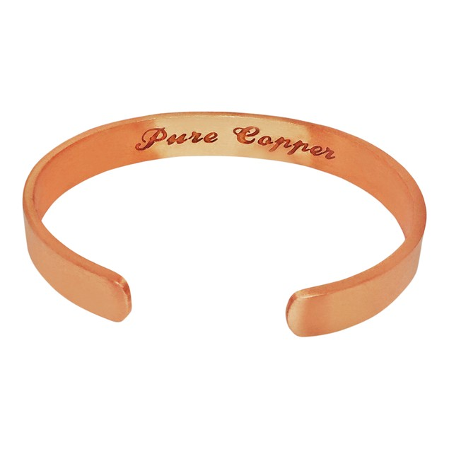 Pure Copper Magnetic Bracelet For Pain Relief w/ 8 Magnets