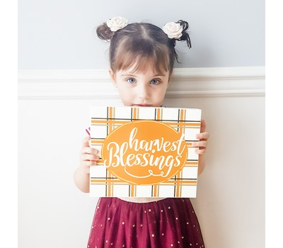 Harvest Blessings Was: $14.99 Now: $11.49.