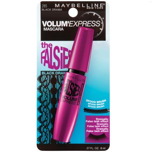 Maybelline Volum' Express The Falsies - Washable Mascara 285 Black Drama 0