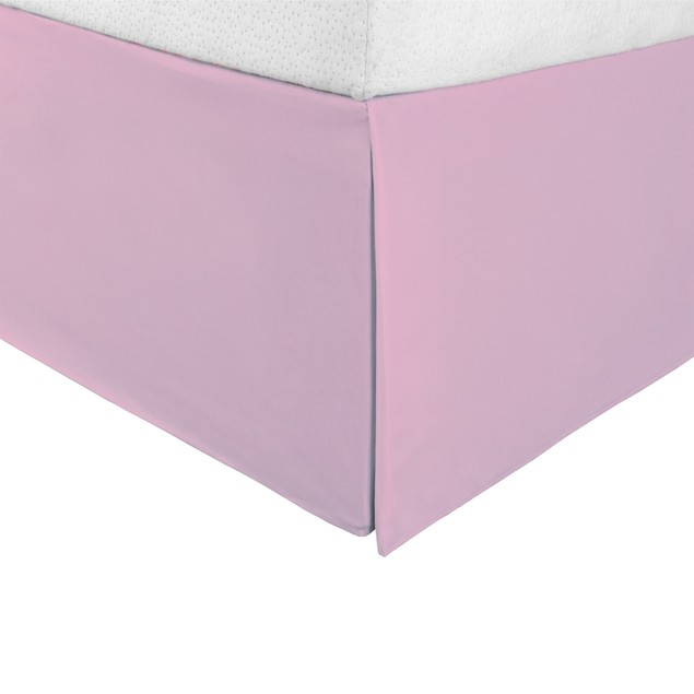 Infinity 1500 Series Luxury Soft Microfiber 15-inch Drop Pleated Bed Skirt