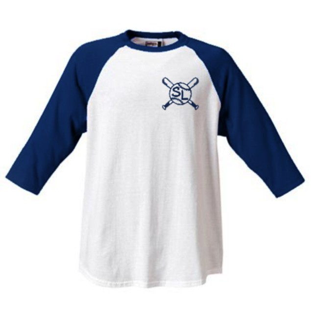 """Michael """"Squints"""" Palledorous #5 SL Jersey Shirt"""