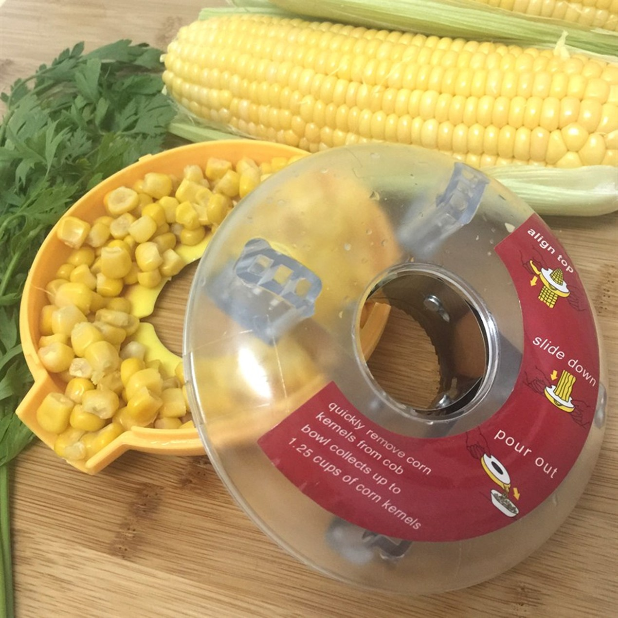 Corn Kerneler Kitchen Essential - Tanga