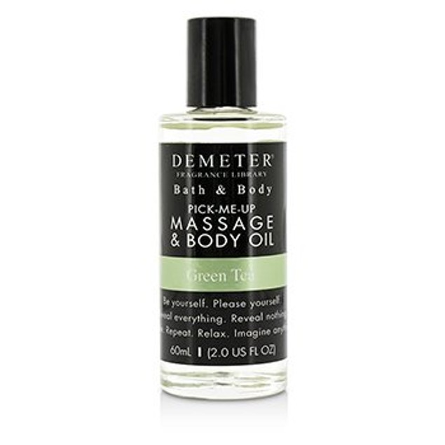 Demeter Green Tea Massage & Body Oil