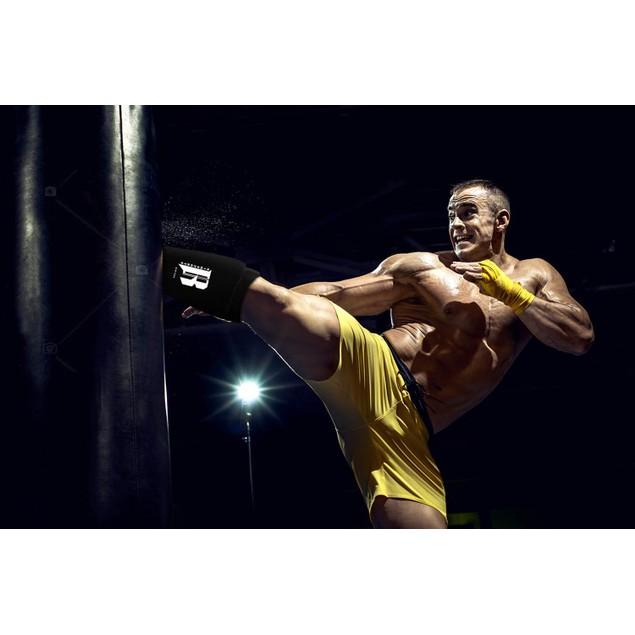RIMSports Muay Thai Shin Guards for Kickboxing Sparring Wrestling Karate