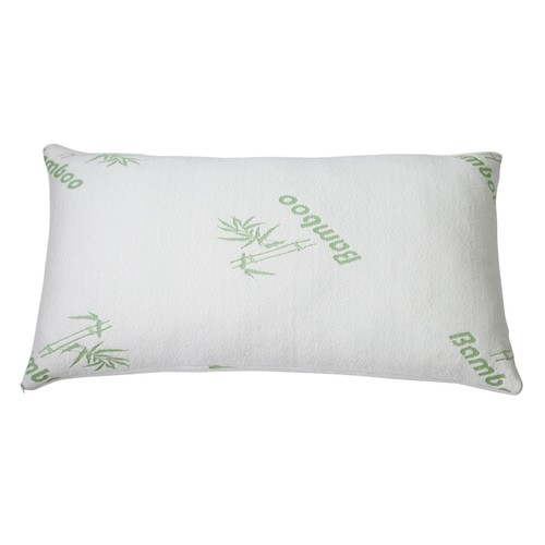 Bamboo Memory Foam Pillow Hypoallergenic Bed Pillow