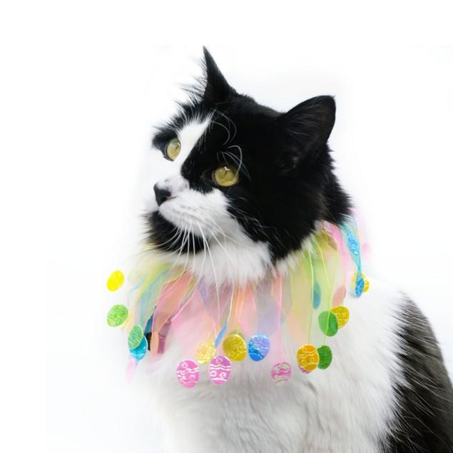 Midlee Easter Egg Decorative Dog Collar