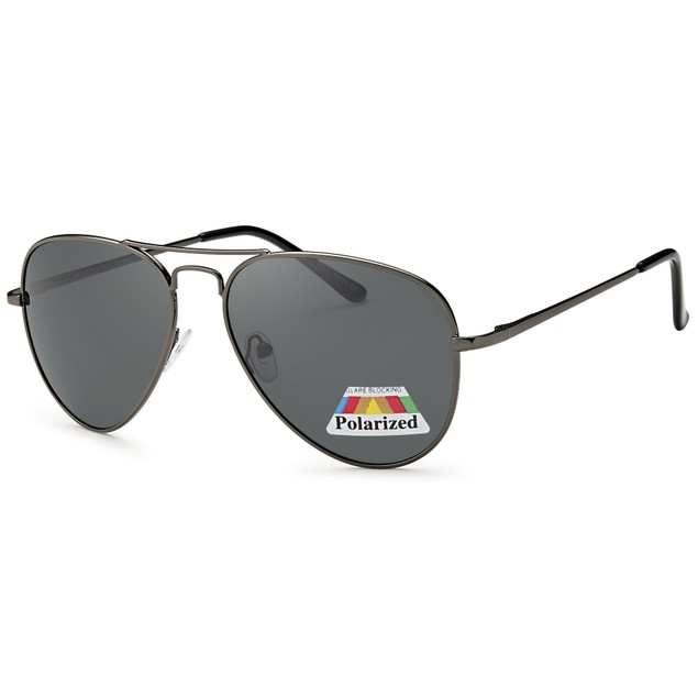 4 PACK Classic Fashion Polarized Aviator Lenses Sunglasses 4 Colors Pack