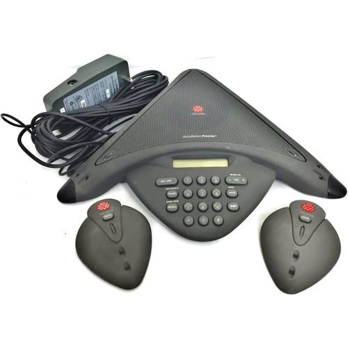 Polycom SoundStation Premier Conference Phone (Refurbished)