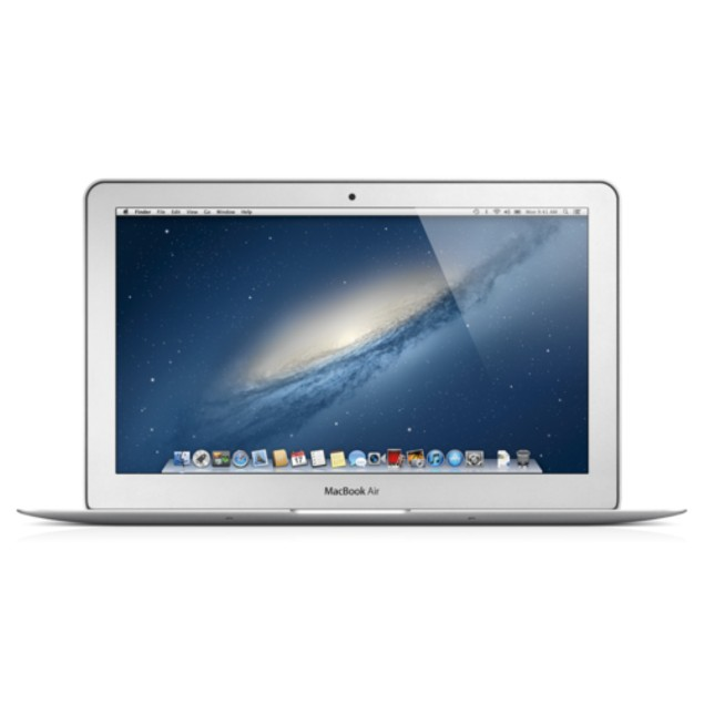 Apple MacBook Air MC968LL/A (Core i5 1.6GHz, 2GB RAM, 64GB SSD) - Grade A