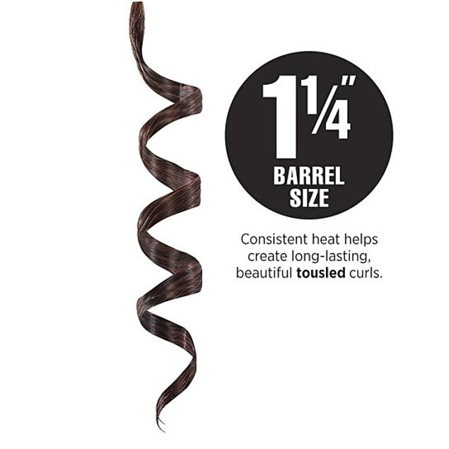 "Hot Tools 24K Gold Extra Long Curling Iron/Wand Mat, 1-1/4"""