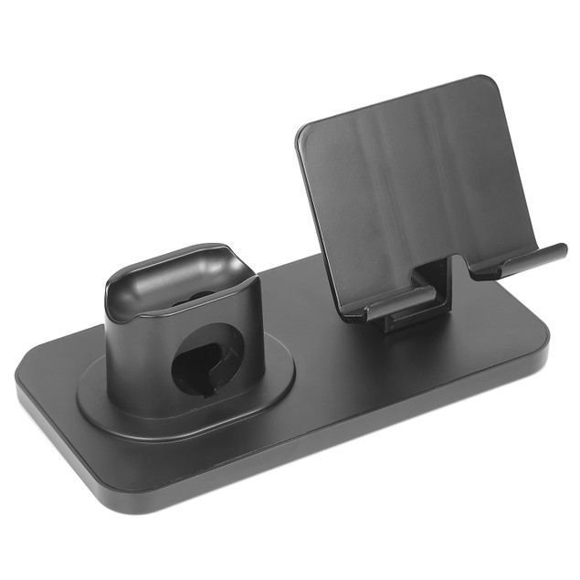 3 in 1 Charging Dock Station Phone Charger Stand Holder