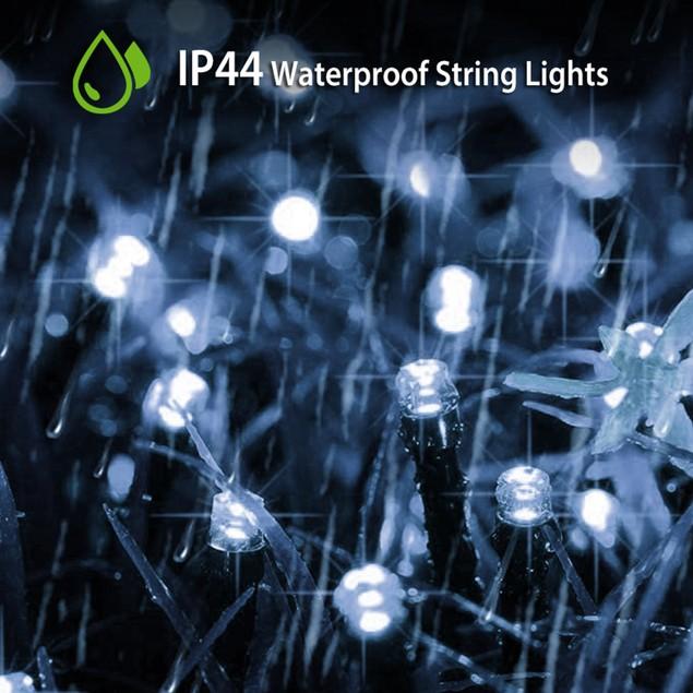 22M 200 LEDs Solar String Lights LED Solar Power Fairy String Light