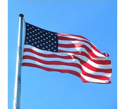 2-Pack 90Ã-150cm American Flag Polyester Was: $21.99 Now: $11.49.