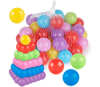 50Pcs Baby Toy Ocean Ball 5cm Was: $25.99 Now: $11.99.
