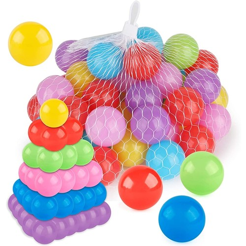 50Pcs Baby Toy Ocean Ball 5cm