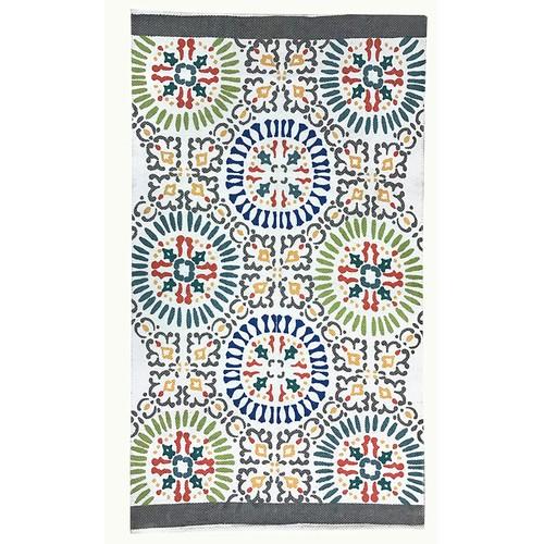 Spura Home Moroccan trellis Handmade Moroccan Transitional 3x4 Area Rug