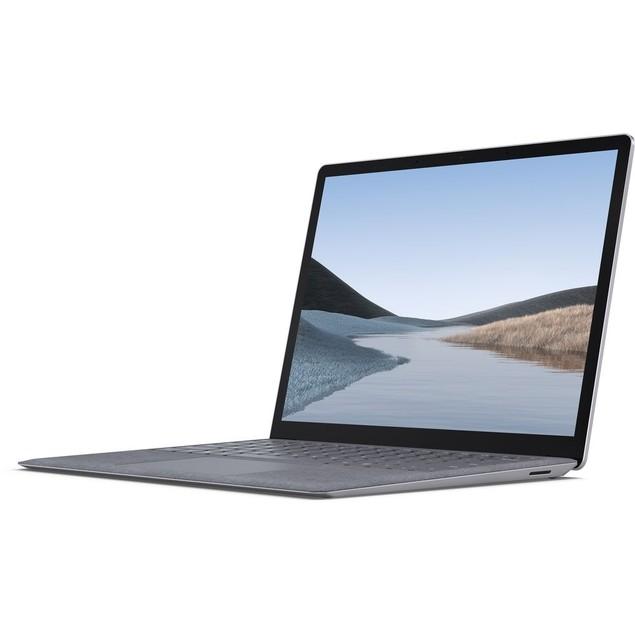 """Microsoft Surface Laptop 3 13.5"""",Platinum(Certified Refurbished)"""