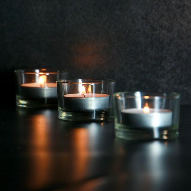 12 X Circle Tealight Candle Holder | MandW
