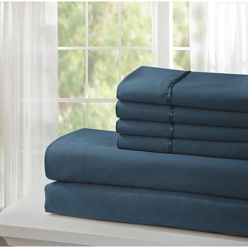 Spura Home Indian Soft Platinum Collection Bed Sheet Set