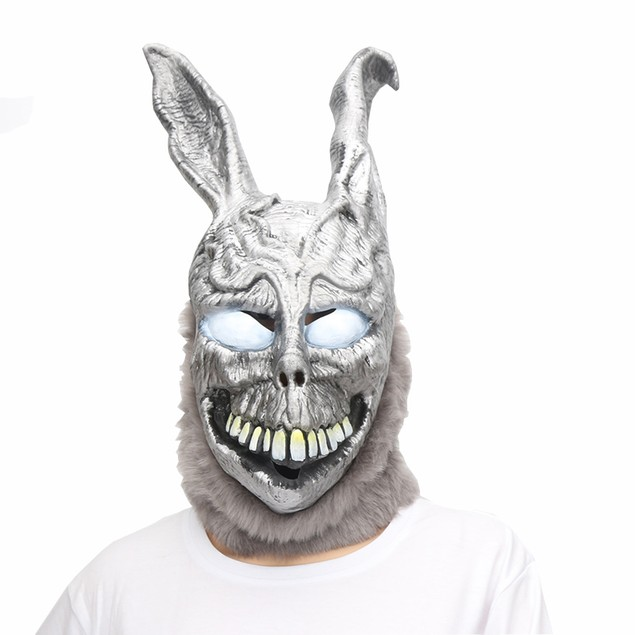 Frank The Bunny Adult Deluxe Full Mask