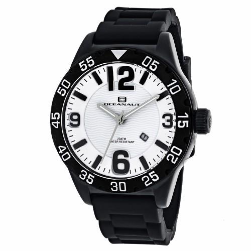 Oceanaut Men's White Dial Watch - OC2711