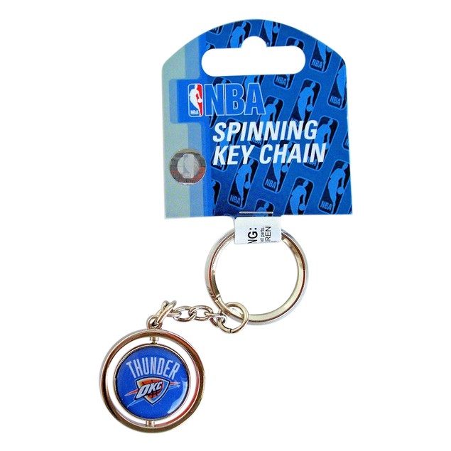 Cleanlapsports San Francisco 49Ers 3D Football Spinning Keychain