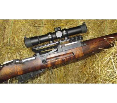 Brass Stacker Mosin Nagant M39 Universal Fit Scout Scope Mount