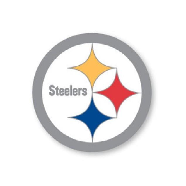 Pittsburgh Steelers NFL Logo Pin