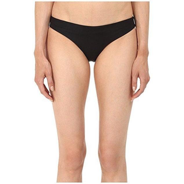 onia Women's Lily Technical Black Swimsuit Bottoms SZ: L