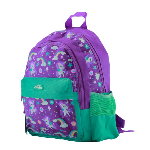 Smilykiddos Fancy Junior Backpack purple