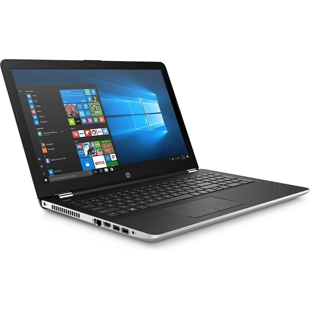 """HP 15-BS070WM 15.6"""" 1TB Win10,Natural Silver (Scratch and Dent)"""