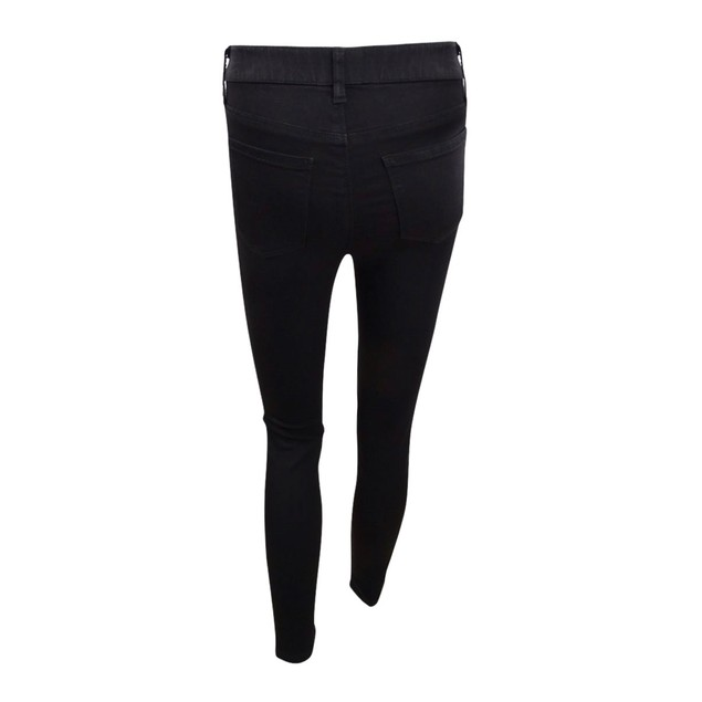 Vanilla Star Juniors' High-Rise Leggings Black Size 0