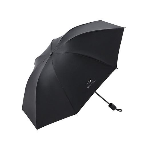 Black Glue Sunscreen And Anti-ultraviolet Uv Umbrella