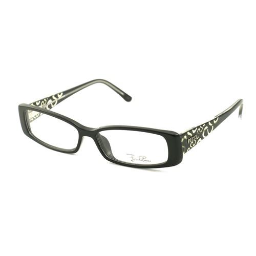 Emilio Pucci Women Eyeglasses EP2655 001 Black 53 14 135 Full Rim Rectangle