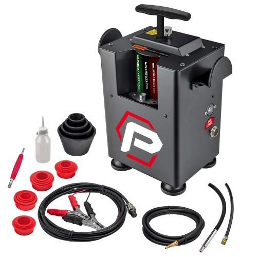 2V EVAP Automotive Line Leak Detector Smoke Machine Kit