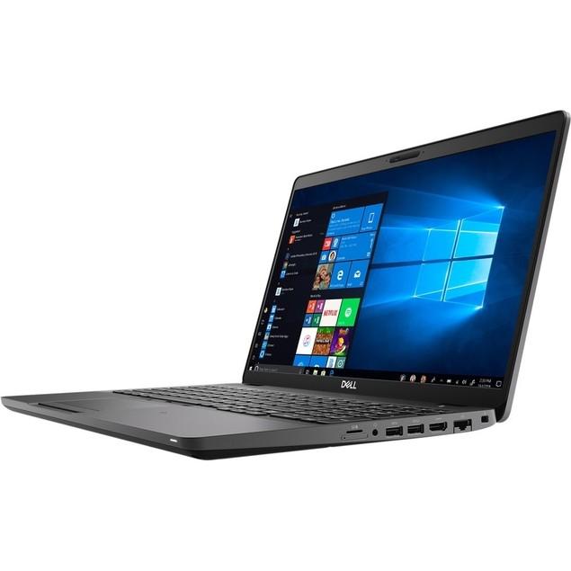 "Dell Latitude 5500 15.6"" 512GB Win10,Black(Certified Refurbished)"