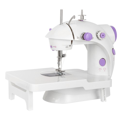 Portable Household Electric Small Desktop Multifunctional Seaming Machine With Extension Table