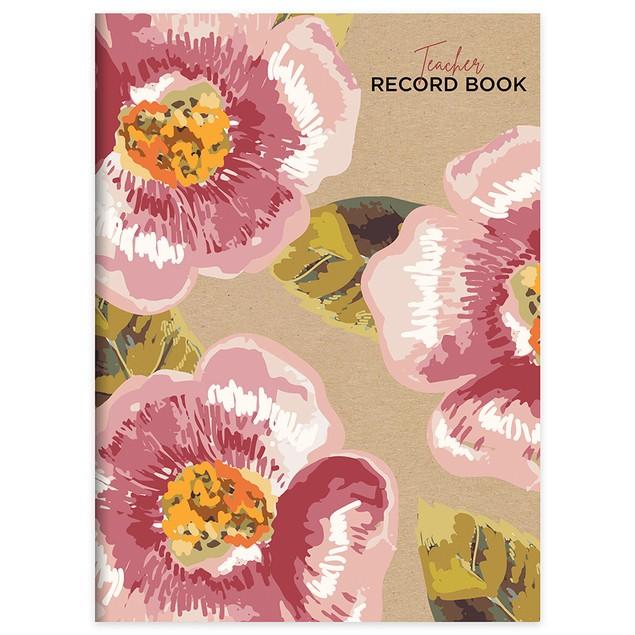 Undated Teacher Record Grade Books