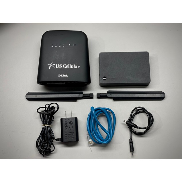 D-Link U.S. Cellular Router Home Phone   New, Open Box