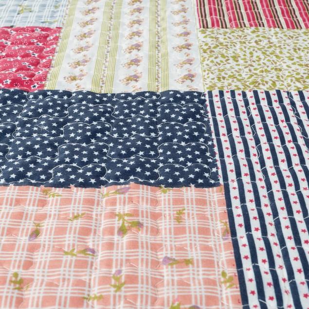 Lavish Home Savannah Quilt Set