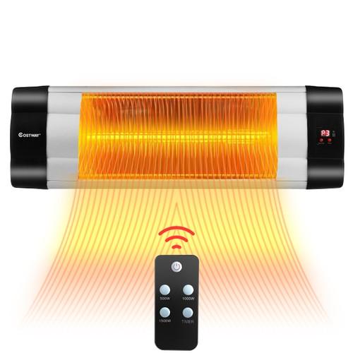 Costway 1500W Infrared Outdoor Patio Heater