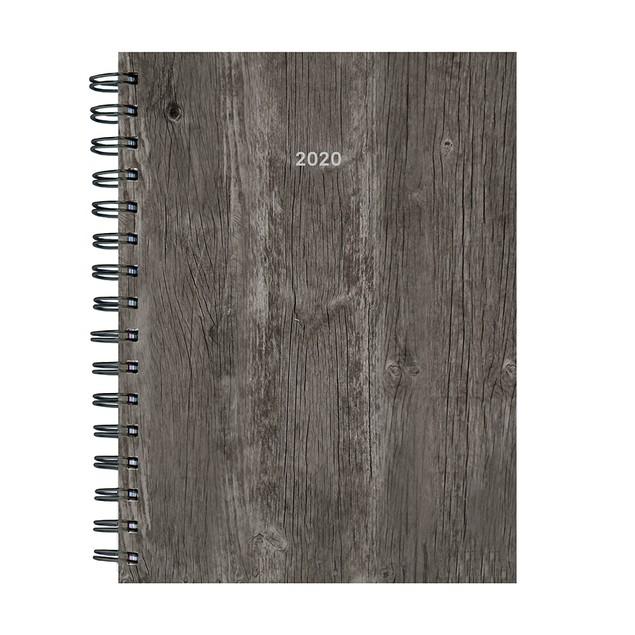 2020 Medium Weekly Monthly Planners-Handsome Kraft Series