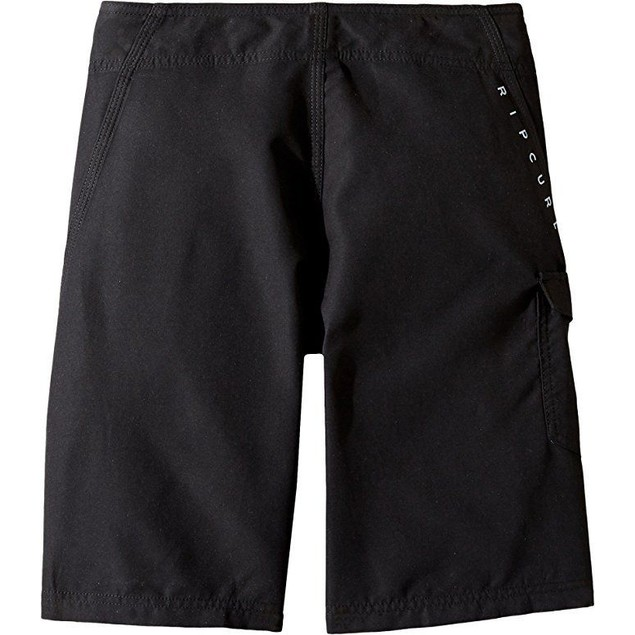 Rip Curl Boys Dawn Patrol Boardshorts SZ: 25 Black